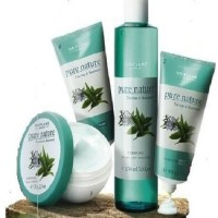 Pure Nature Tea Tree And Rosemary Facial Kit For Combination To Oily Skin 380 G (Set Of 1)