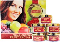 Vaadi Skin-lightening Fruit Facial Kit 270 G (Set Of 5)