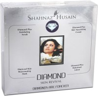 Shahnaz Hussain Diamond Facial Kit 40 G (Set Of 4)