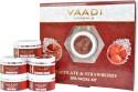 Vaadi Chocolate & Strawberry SPA Facial Kit 270 Ml - Set Of 5