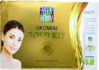Astaberry London 24 Karat Gold Facial Kit 160 G (Set Of 2)