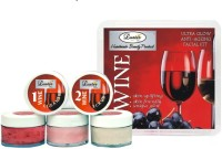 Luster Wine Facial Kit (Skin Rejuvenating & Anti-Ageing) 150 G (Set Of 7)