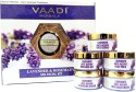 Vaadi Lavender & Rosemary SPA Facial Kit 270 Ml - Set Of 5