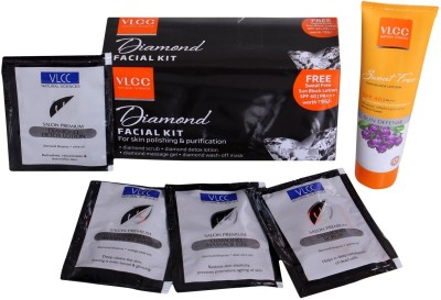 Buy VLCC Diamond Facial Kit: Facial Kit