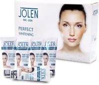Jolen Perfect Whitening Glow Facial Kit - (Tube) 250 Ml (Set Of 5)