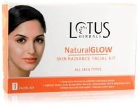Lotus Natural Glow Kit Skin Radiance Facial Kit 50 G (Set Of 1)