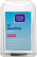 Clean & Clear Oil-Absorbing Sheets Towellettes (Pack Of 50)