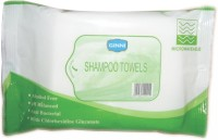 Ginni Shampoo Towel- No Water & Rinsing Required (Set Of 4) (Pack Of 10) (Pack Of 10)