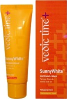Vedic Line Sunny White Whitening Cream (50 Ml)