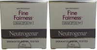 Neutrogena Fine Fairness Cream SPF 20/PA+ (100 G)