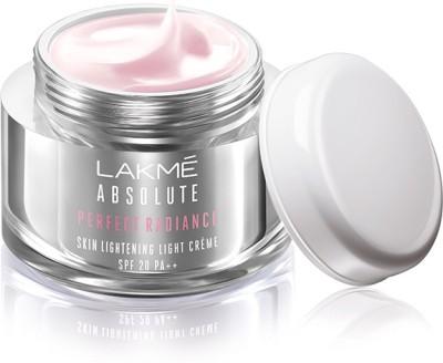 Lakme Perfect Radiance Intense Skin Lightening Light Cr�me (50 G)