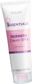Essentials cream spf8