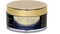 Affable Fairness Night Cream (50 G)
