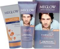Meglow Premium Fairness Cream And Face Wash (100 G)