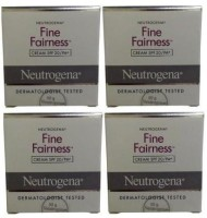 Neutrogena Fine Fairness Cream 50g (Pack Of 4) (200 G)