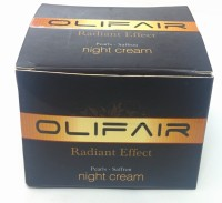 Olifair Radiant Effect Night Cream (50 G)