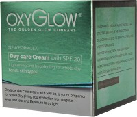 Oxyglow Golden Glow Radiance Day Care Cream With SPF- 20 (50 G)