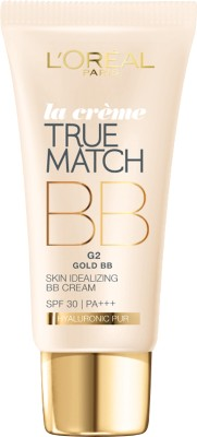 Loreal Paris True Match BB Cream - G2 Gold