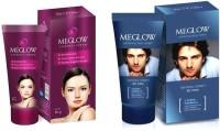 Meglow Fairness Cream For Men And Women (100 G)