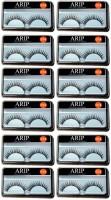 Arip Styling Eyelash Day And Night Pack (Pack Of 12)