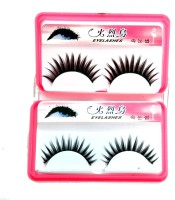 Arip Eye Lashes With Lashes Glue (Combo) (Pack Of 4)