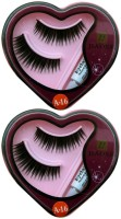 JIAOER Styling Eyelash Day And Night Pack (Pack Of 2)