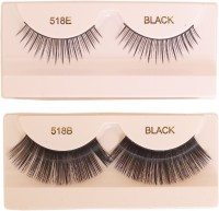 Celebrity Eyelash 518BE Combo Pack Of Two. (Pack Of 2)