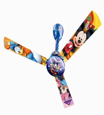 Bajaj Disney Micky & Friends 3 Blade (1200mm) Ceiling Fan