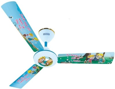 Luminous Play 3 Blade (1200mm) Ceiling Fan