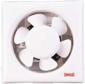 Omega Ventec 6 Blade (8 inch) Exhaust Fan