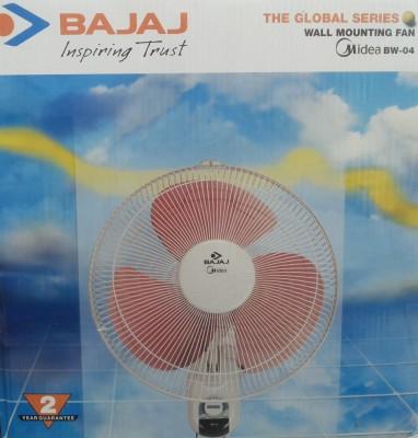 Bajaj Midea BW-04 3 Blade (400mm) Wall Fan