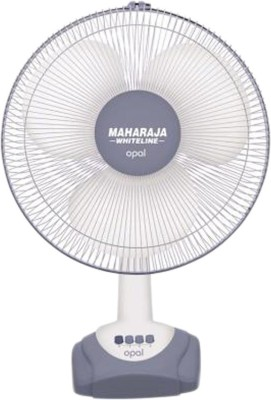 Maharaja Whiteline Opal 3 Blade (400mm) Table Fan