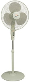 Khaitan Flora l 3 Blade (400mm) Pedestal Fan