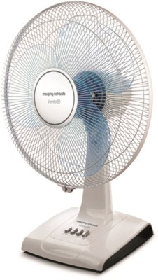 Morphy Richards Vento Table Fan 3 Blade Table Fan