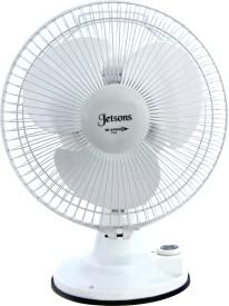 Jetsons MP-212 3 Blade (12 inch) Table Fan