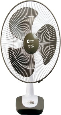 Orient Table 27 3 Blade (400mm) Table Fan