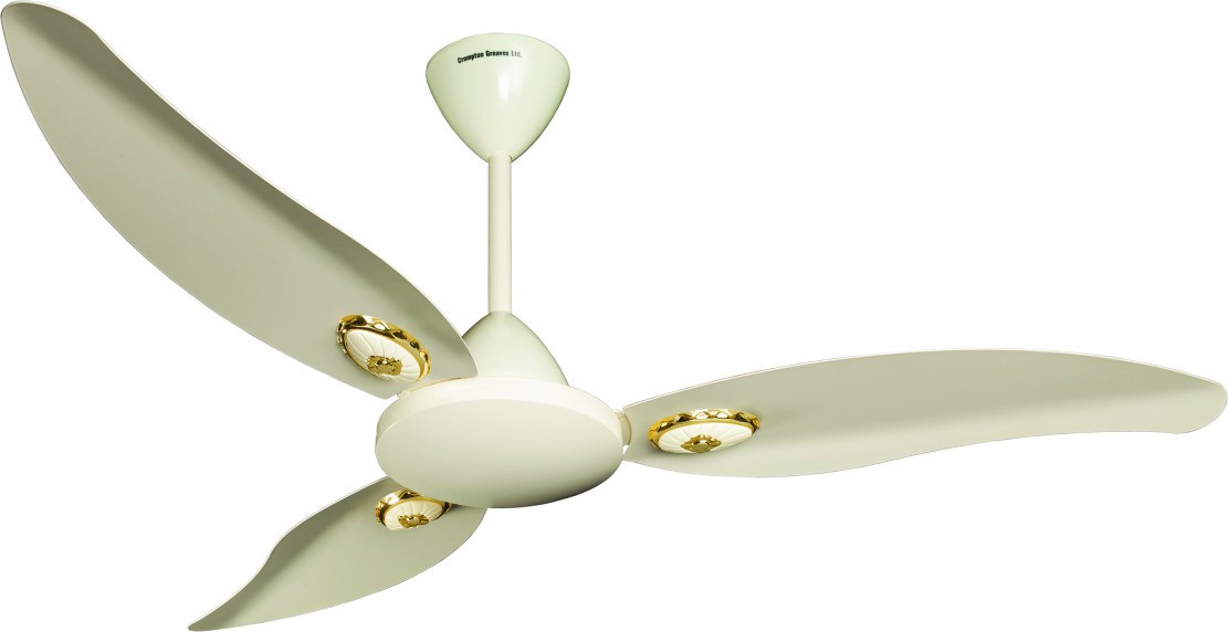 Crompton Greaves Lerone 1200mm Ivory 3 Blade Ceiling Fan