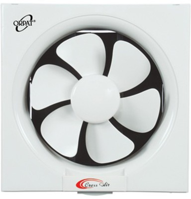 Orpat Cross Air 10 inches 6 Blade Exhaust Fan