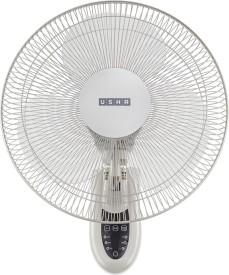 Usha Mist Air Ultra 3 Blade Wall Fan (With Remote)