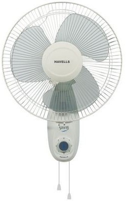 Havells-Swing-3-Blade-(400mm)-Wall-Fan