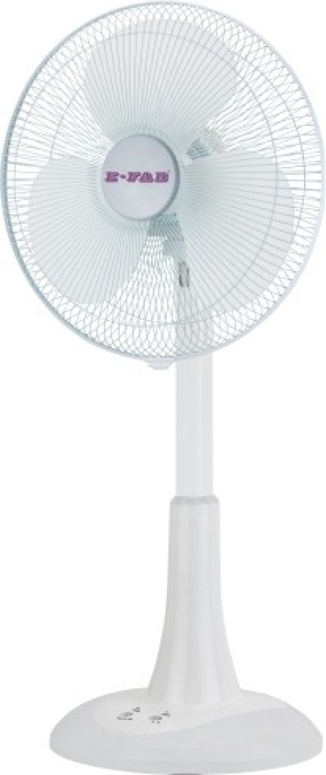 E FAB Sonic Rechargeable 3 Blade Table Fan available at Flipkart for Rs.2750