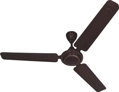 Marc Maxair 1400 3 Blade Ceiling Fan Brown available at Flipkart for Rs.1800