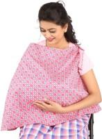 MomToBe Mompkhrtwrap Feeding Cloak (Pink)
