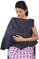 MomToBe Momblprwrap Feeding Cloak (Blue)