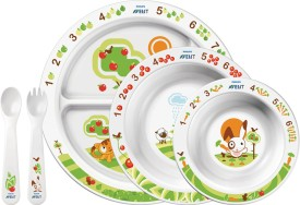 Philips Avent Avent Toddler Mealtime Set - Multicolor