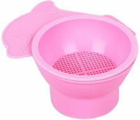 Farlin Wide Neck Bottle Strainer  - Plastic (Pink)
