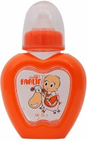 Farlin Apple Shaped Feeding Bottle  - Plastic (Orange)