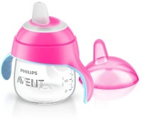 Philips Avent Spout Cup  - Food Grade Plastic, Silicon (Pink)