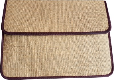 Renown Jute Made Jute Conference File Folder (Set Of 1, Brown)