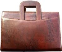 LA Corsa Leather File Folder (Set Of 1, Tan, Brown)
